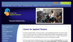 Center for Applied Theatre