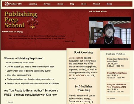 Publishing Prep School