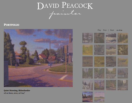 David Peacock