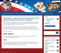 US Lion and Dragon Dance Federation