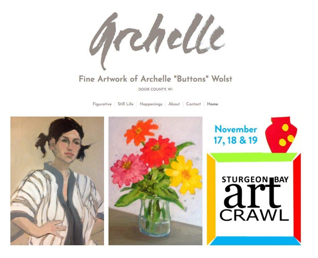 """Archelle """"Buttons"""" Wolst"""