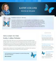 Kathy Collins - Writer & Speaker